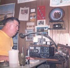 Photo: K8ABP Elon Lamphier - now a SK PIC Taken in 1970