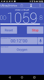 App Ultrachron Stopwatch Lite APK for Windows Phone