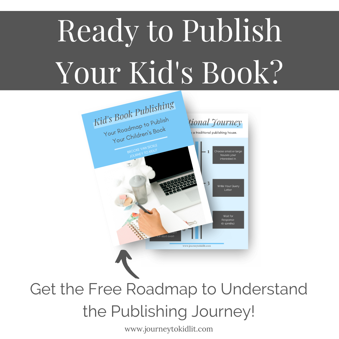 Children's Book Publishing Roadmap