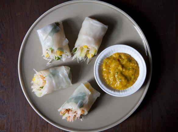 Cambodian-style Spring Rolls Recipe