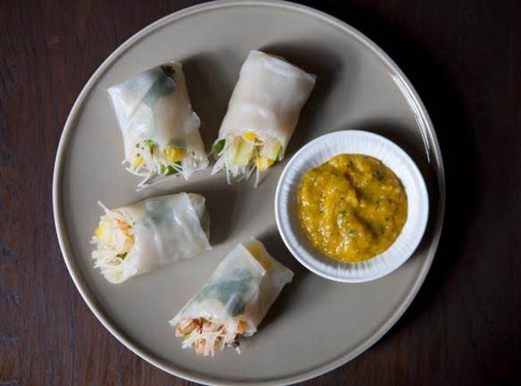 Cambodian-style Spring Rolls Recipe