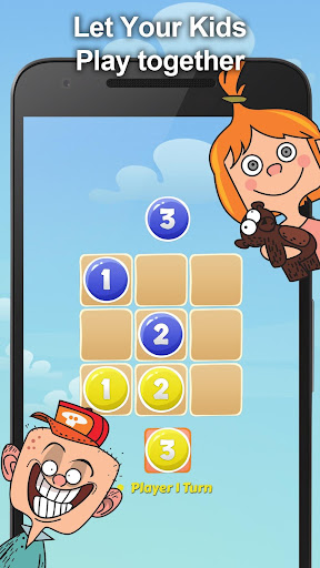 Cool Math for Kids:123 in aRow screenshot
