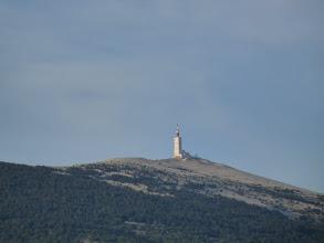 """Photo: Le Mont Ventoux, domine la Provence, depuis la """"nuit des temps"""""""