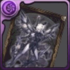 死に寄り添う者ヴァルキリーのカード