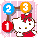 Hello Kitty Connect the Dots icon