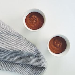 Simply Real Health's Pumpkin Peanut-Butter Molten Cake Cups