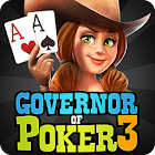Governor of Poker 3: Tournoi Texas Holdem En Ligne icon