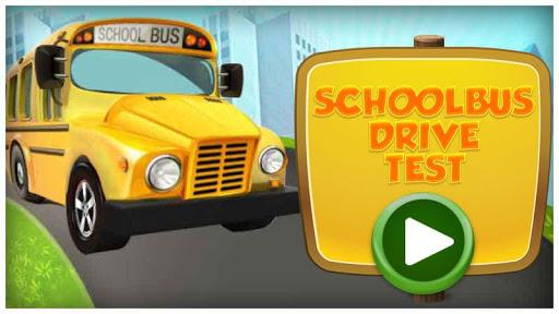 School Bus Drive Test