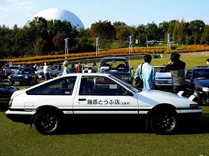 スプリンタートレノ AE86 GT-APEXのカスタム事例画像 イチDさんの2020年03月31日21:30の投稿