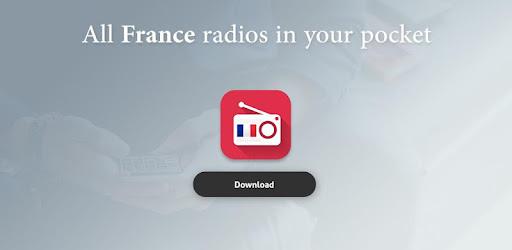 Radio France - Radios FR app (apk) free download for Android/PC/Windows screenshot