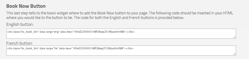 How to add book now button directly on your Webself website | Booxi