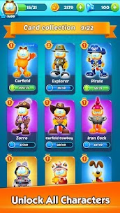 Garfield™ Rush v3.5.0 MOD Money 2