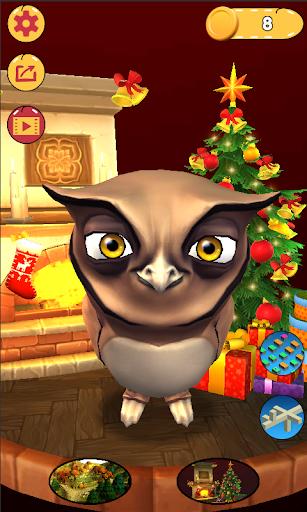 My Talking Owl 1.0.4 screenshots 1