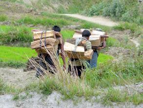 Photo: 80 Prozent der Bhutaner leben von der Landwirtschaft