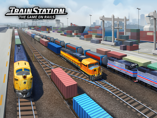 Train Station: Train Freight Transport Simulator 1.0.67.137 screenshots 15