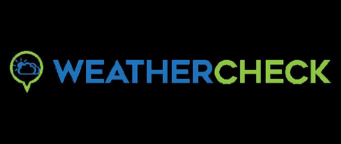 WeatherCheck logo