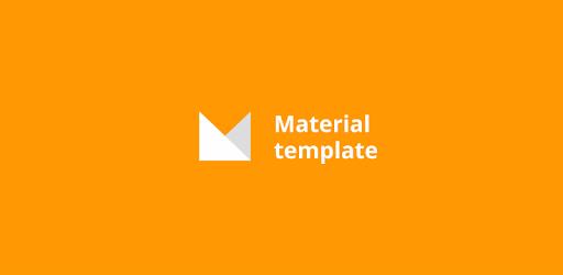 Social App - Material UI Template Apk for Windows Download 4 1