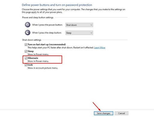 How to Enable & Add Hibernate to the Start Menu in Windows 11
