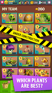 Plants vs. Zombies ™ 3 Pre-Alpha