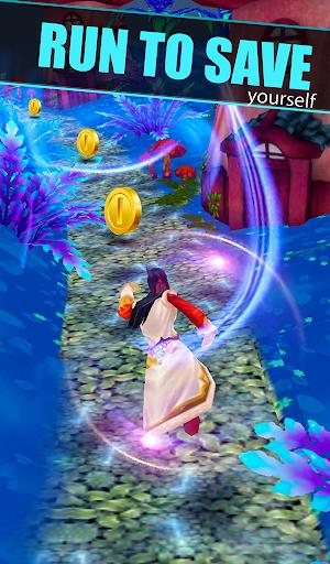 Princess Run Royal Street Chase - Gold Run Game 1.0.2 10