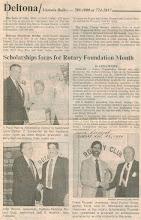 Photo: John Boyce, Esther Carpenter, John Carpenter, Jeff Hoblick, Sherwood Weisman, Frank Pryatel - Sunday, November 25, 1990