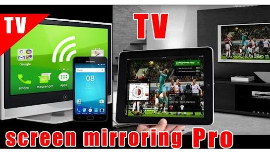 T L Charger Miroir Partager L 39 Cran Tous Smart Tv Apk 1