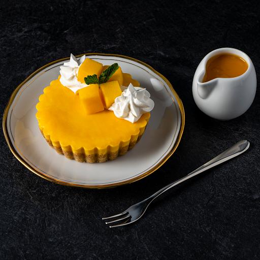"Mango Cheesecake (4"" Whole) 🥭"