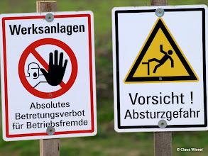 Photo: Hab ich wohl auch übersehen!
