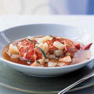 """Lobster """"Bouillabaisse"""""""