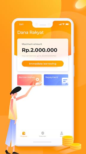Dana Rakyat  screenshots 2