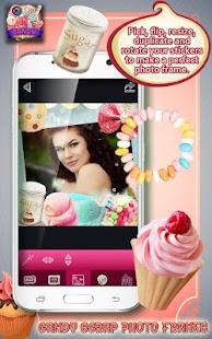 Candy Scrap Photo Frames - náhled