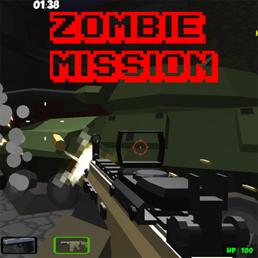 Zombie Arena 3D Survival Offline (game)