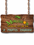 Logo for Montego's Caribbean Cafe and Bar Downtown