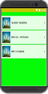 Adzan dan Juz Amma Mp3 - náhled