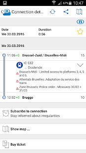 SNCB/NMBS- screenshot thumbnail