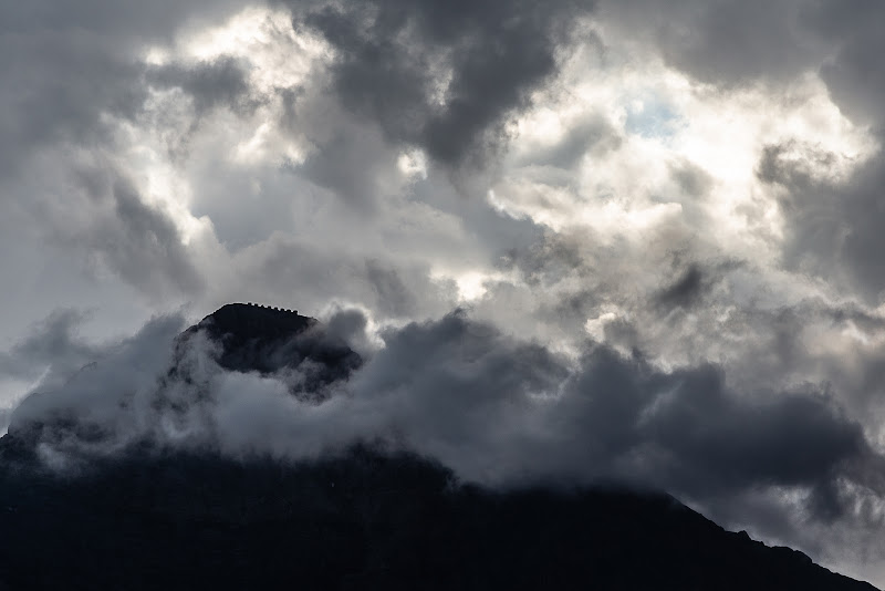 Thunder mountain di Isabella Iallonghi