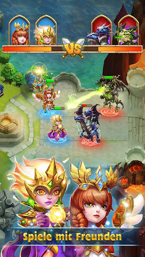 Castle Clash: King's Castle DE filehippodl screenshot 4