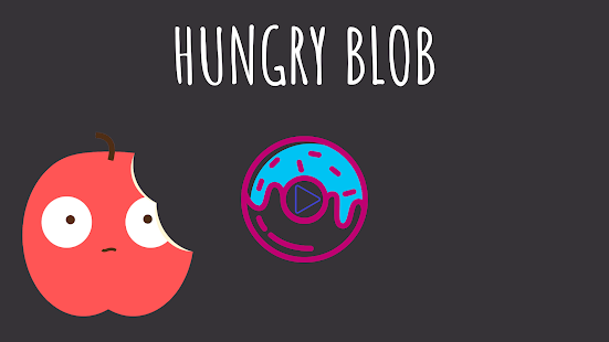 Hungry Blob - náhled
