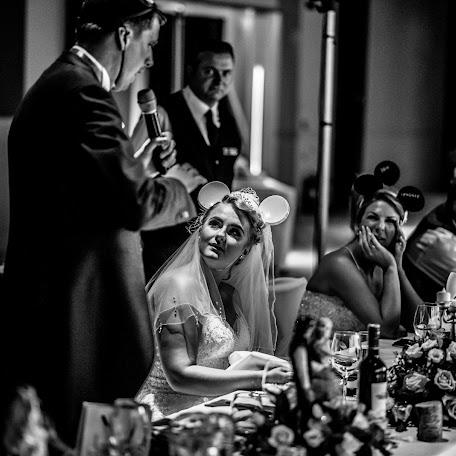 Wedding photographer Paul Mccoy (PaulMcCoy). Photo of 02.12.2016