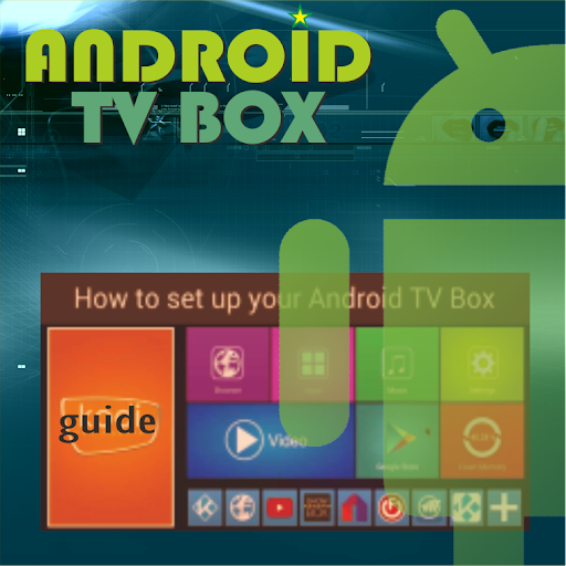 Android TV Box Setup Guide 1.2.0 screenshots 1