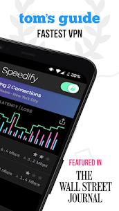 Speedify VPN Premium v10.6.0.10142 MOD APK 2