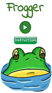 Frogger - náhled
