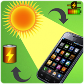Battery Solar Charger Prank