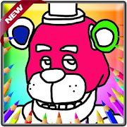 App Coloring book game for 5NAF Fans APK for Windows Phone