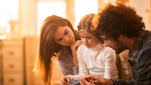 Image result for parents consoling kids