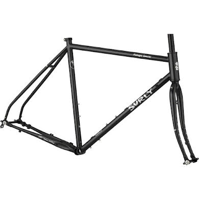 Surly Midnight Special Frameset - Black Thumb