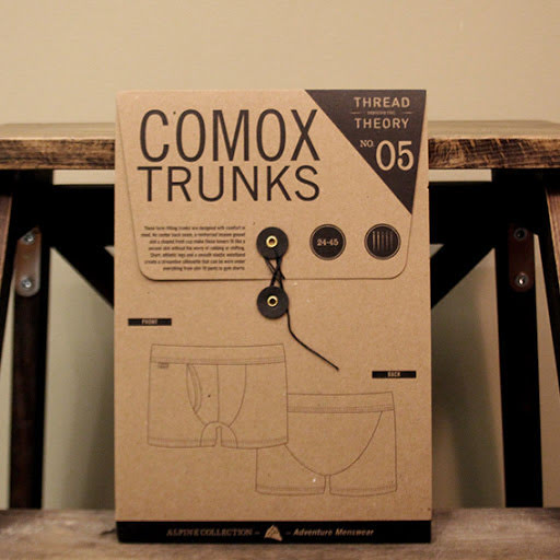 Comox Trunks no.05