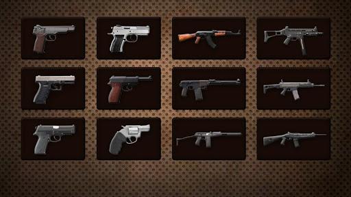Code Triche Vu00e9ritable Arme Gun Simulator APK MOD screenshots 3