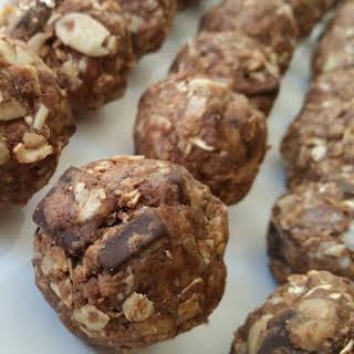No-Bake Almond Joy Protein Balls.