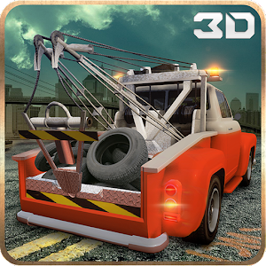 Car Tow Truck Driver 3D for PC and MAC